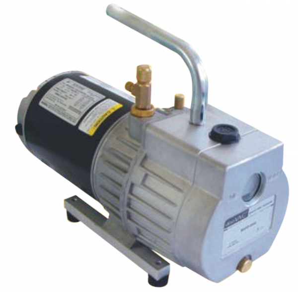 Máy bơm hút chân không vòng dầu hiệu DOOVAC - KOREA. Model: MOT 085-140